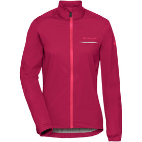 VAUDE Strone Jacket Dame crimson red